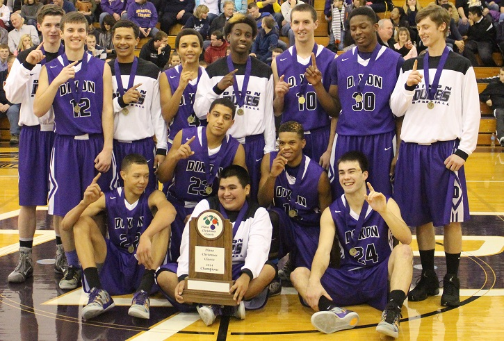 2014 planos 52nd annual christmas classic 2014 champion dixon 1st place dixon dukes - Plano Christmas Classic